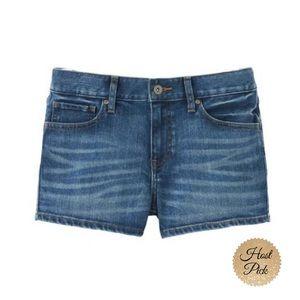UNIQLO Women Denim Micro Shorts